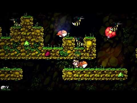 Spelunky Trailer: Out Now on Steam and GOG!