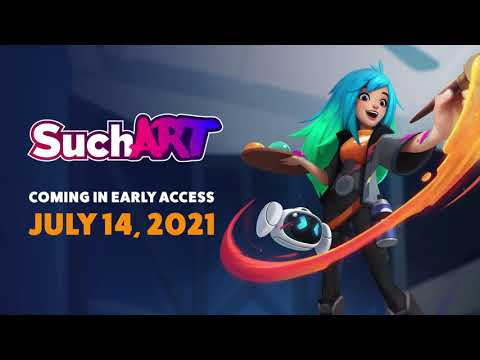 SuchArt - Release Trailer