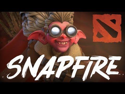 Dota 2 – Snapfire