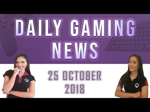 AKS Gaming News / Part 2 : 25/10/2018