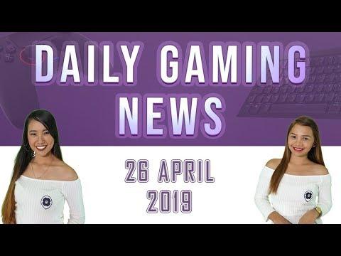 AKS Gaming News 26/04/2019