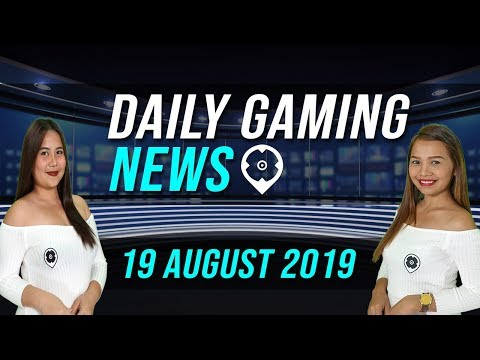 AKS Gaming News 19/08/2019