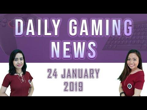 AKS Gaming News 24/01/2019