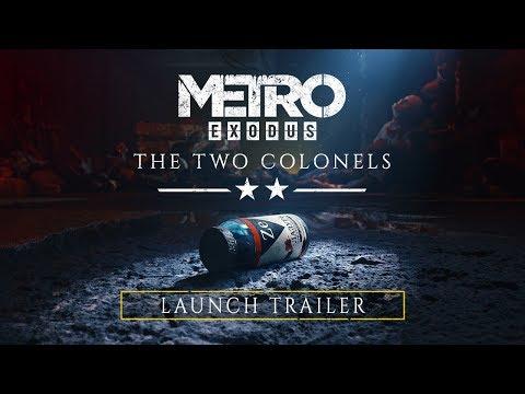 Metro Exodus - The Two Colonels Trailer [PEGI]