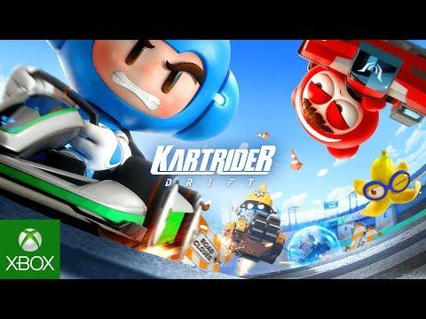KartRider: Drift | X019 Announce Trailer