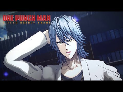 One Punch Man A Hero Nobody Knows - Character Trailer - PS4/XB1/PC