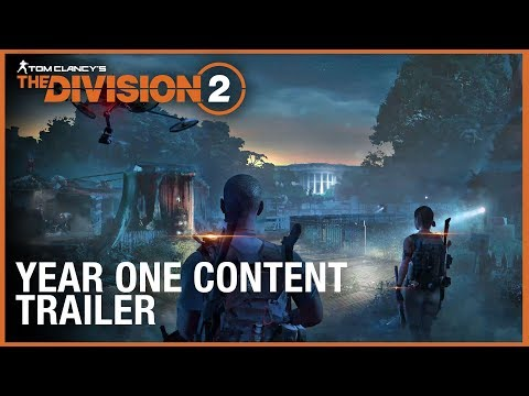 Tom Clancy's The Division 2: Year One Content Trailer | Ubisoft [NA]