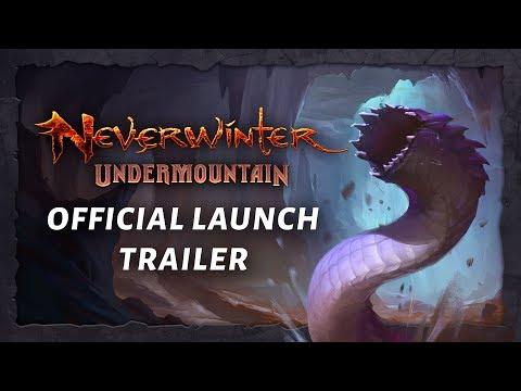 Neverwinter: Undermountain Official Launch Trailer