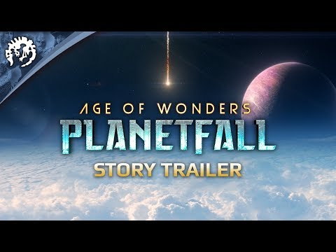 Age of Wonders: Planetfall Story and Pre-Order Trailer PEGI