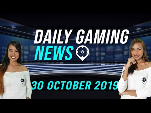 AKS Gaming News 30/10/2019
