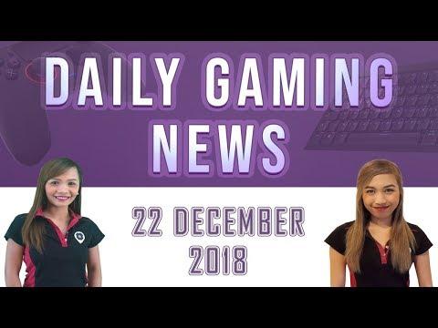 AKS Gaming News 22/12/2018