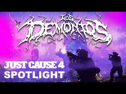 Just Cause 4 SPOTLIGHT: Los Demonios