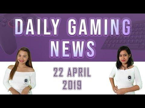 AKS Gaming News 22/04/2019