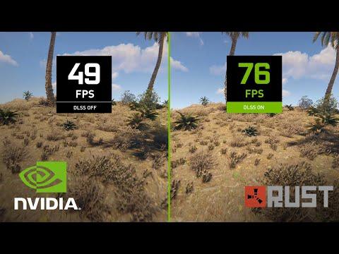 Rust | 4K NVIDIA DLSS Comparison