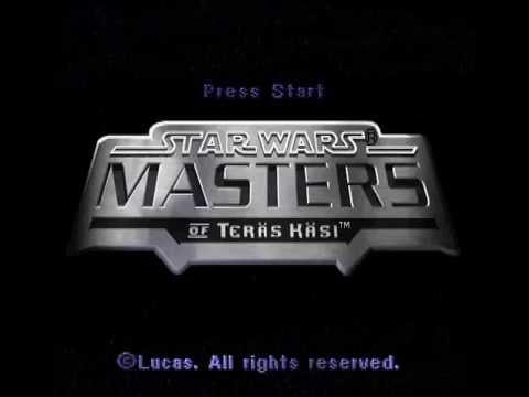 PSX Longplay [287] Star Wars: Masters of Teräs Käsi