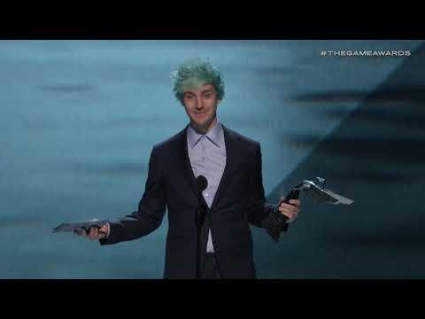Celeste Wins Best Independent Game   The Game Awards 2018