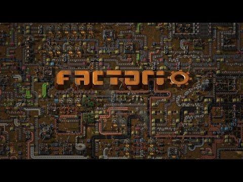 Factorio - Gameplay Trailer 2016