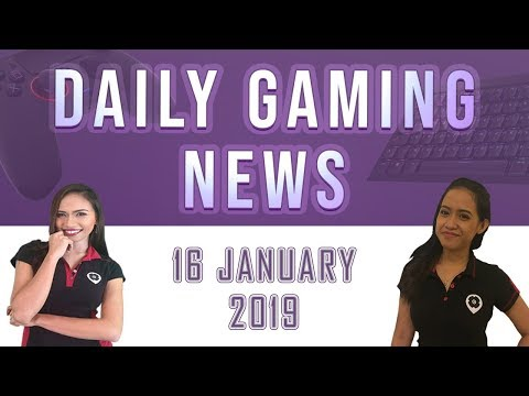 AKS Gaming News 16/01/2019