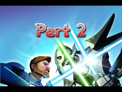 Star Wars: The Clone Wars Lightsaber Duels-Chapter 2