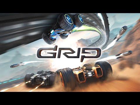 GRIP: Combat Racing | Launch Trailer | Out Now! | ESRB