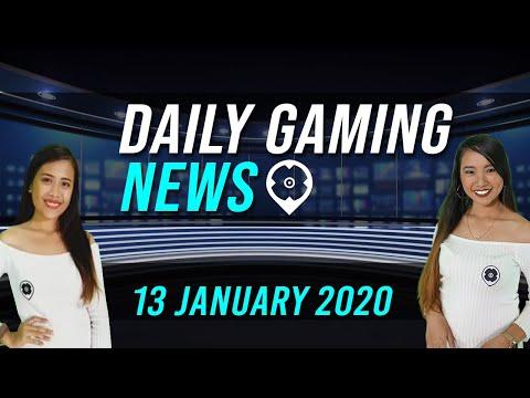 AKS Gaming News 13/1/2020