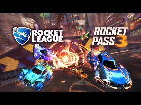 Rocket League® - Rocket Pass 3 Trailer