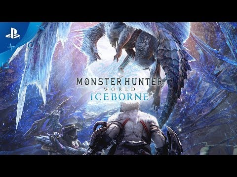 Monster Hunter World: Iceborne - Gameplay Reveal Trailer | PS4