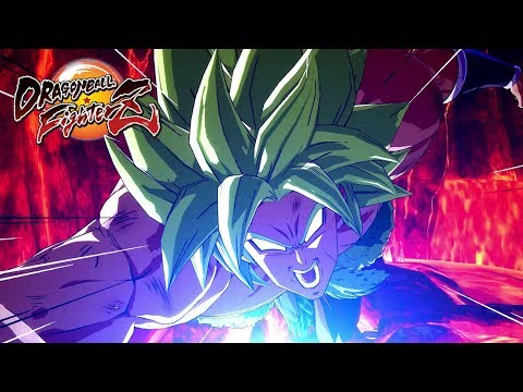 Dragon Ball FighterZ - Broly (DBS) Release Date - PS4/XB1/PC/SWITCH
