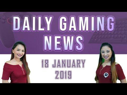 AKS Gaming News 18/01/2019