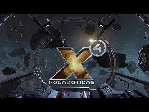X4 Foundations Gameplay Official