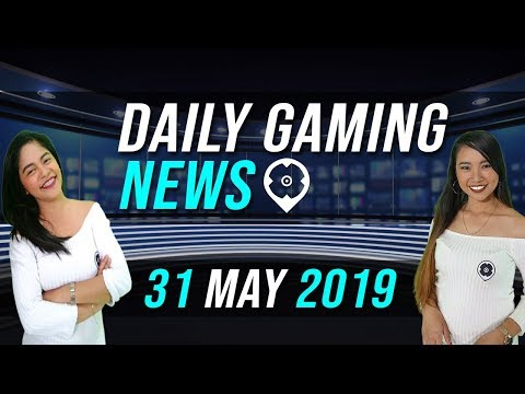 AKS Gaming News 31/05/2019