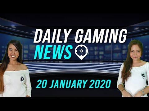 AKS Gaming News 20/1/2020