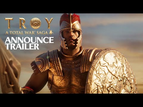 A Total War Saga: TROY / Announce Trailer