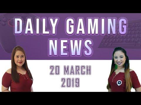 AKS Gaming News 20/03/2019