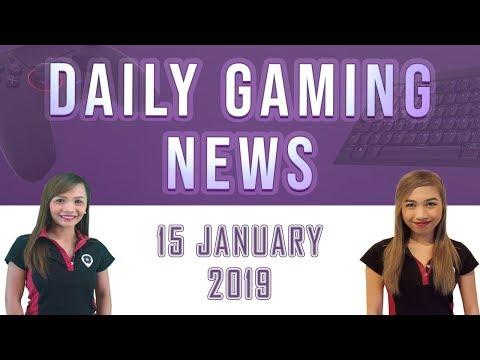AKS Gaming News 15/01/2019