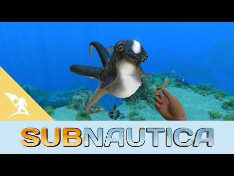 Subnautica Cuddlefish Update