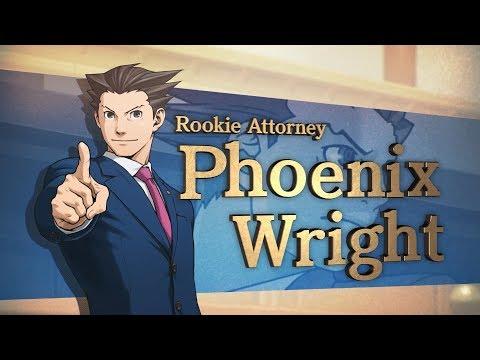 Phoenix Wright: Ace Attorney Trilogy - Announce Trailer