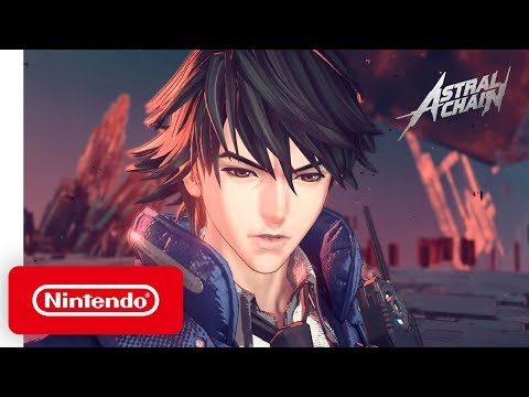 ASTRAL CHAIN - Accolades Trailer - Nintendo Switch