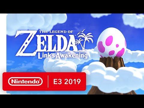 The Legend of Zelda: Link's Awakening - Nintendo Switch Trailer - Nintendo E3 2019