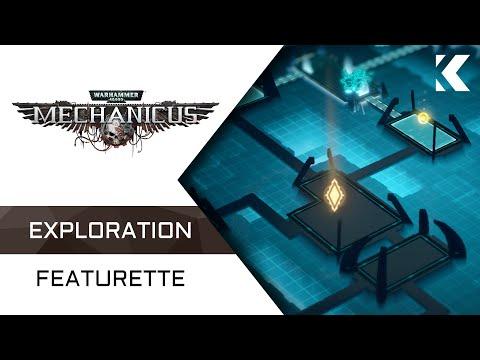 Warhammer 40,000: Mechanicus | Exploration