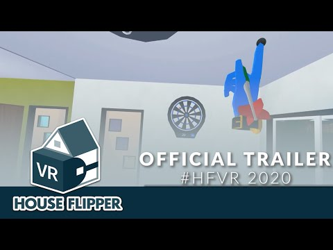 House Flipper VR - Official Trailer 2020