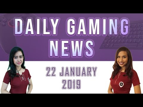AKS Gaming News 22/01/2019