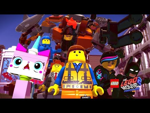 Official LEGO® Movie 2 Videogame Teaser Trailer