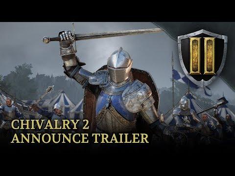 Chivalry 2 - Announcement Trailer - E3 2019