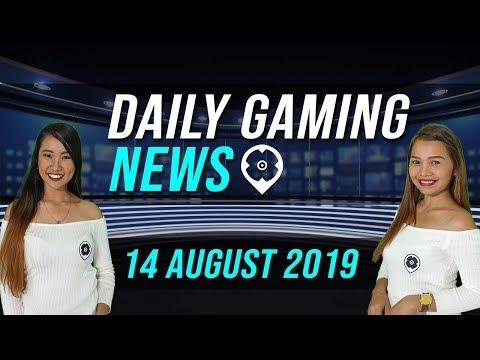 AKS Gaming News 14/08/2019