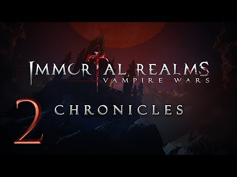 Immortal Realms: Vampire Wars - Mini-Featurette: 7 New and Improved Features (US)