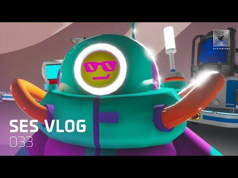 Summer Update & Space Snails - SES Vlog 33