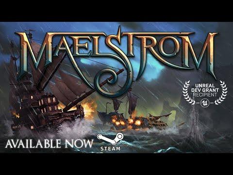 Maelstrom Early Access Release Trailer 2018