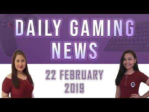 AKS Gaming News 22/02/2019