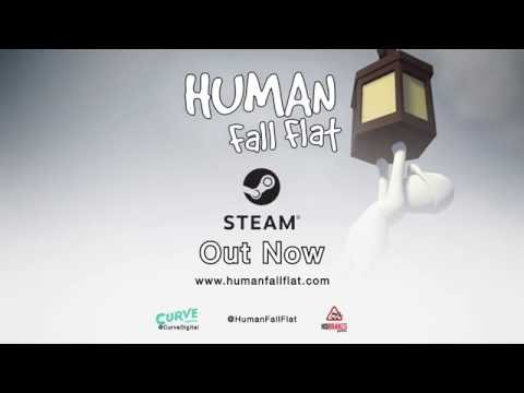 Human: Fall Flat - Launch Trailer